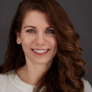 Zakelijke portretfoto Kristel Gortzak